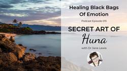 Healing Black Bags Of Emotion